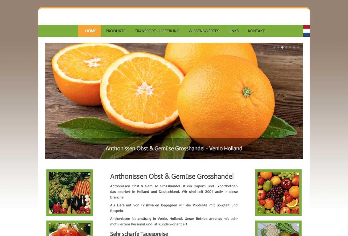Anthonissen Obst & Gemüse