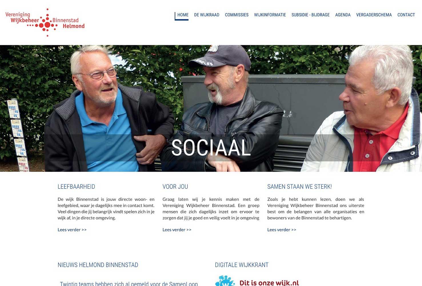 Vereniging wijkbeheer Helmond Binnenstad